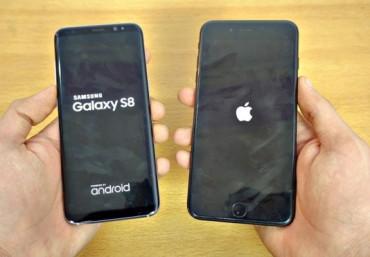 Thiết kế Galaxy S đã vượt qua iPhone