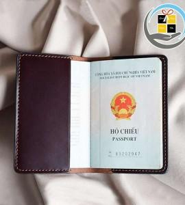 Ví Đựng Passport D002