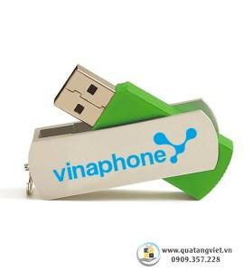 USB quảng cáo in logo USB001