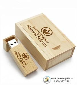 USB quảng cáo in logo USB005