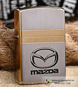 Bật Lửa Zippo In – Khắc Logo QTV069