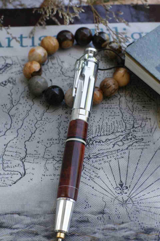 Bút Gỗ Sưa, bút gỗ hợp kim nhôm