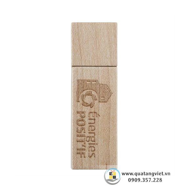 usb gỗ quà tặng công ty