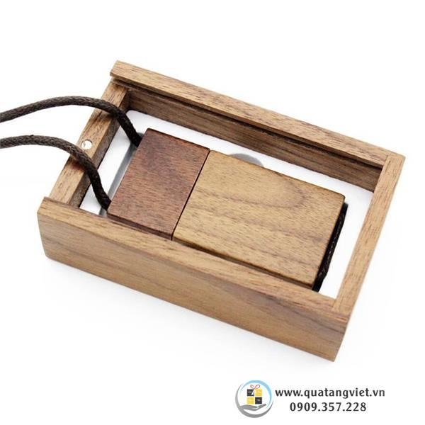 bộ usb gỗ